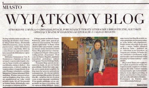 """""""Aktualności Będzińskie"""" nr 2/2013."""