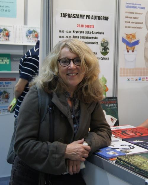 Anna Onichimowska.